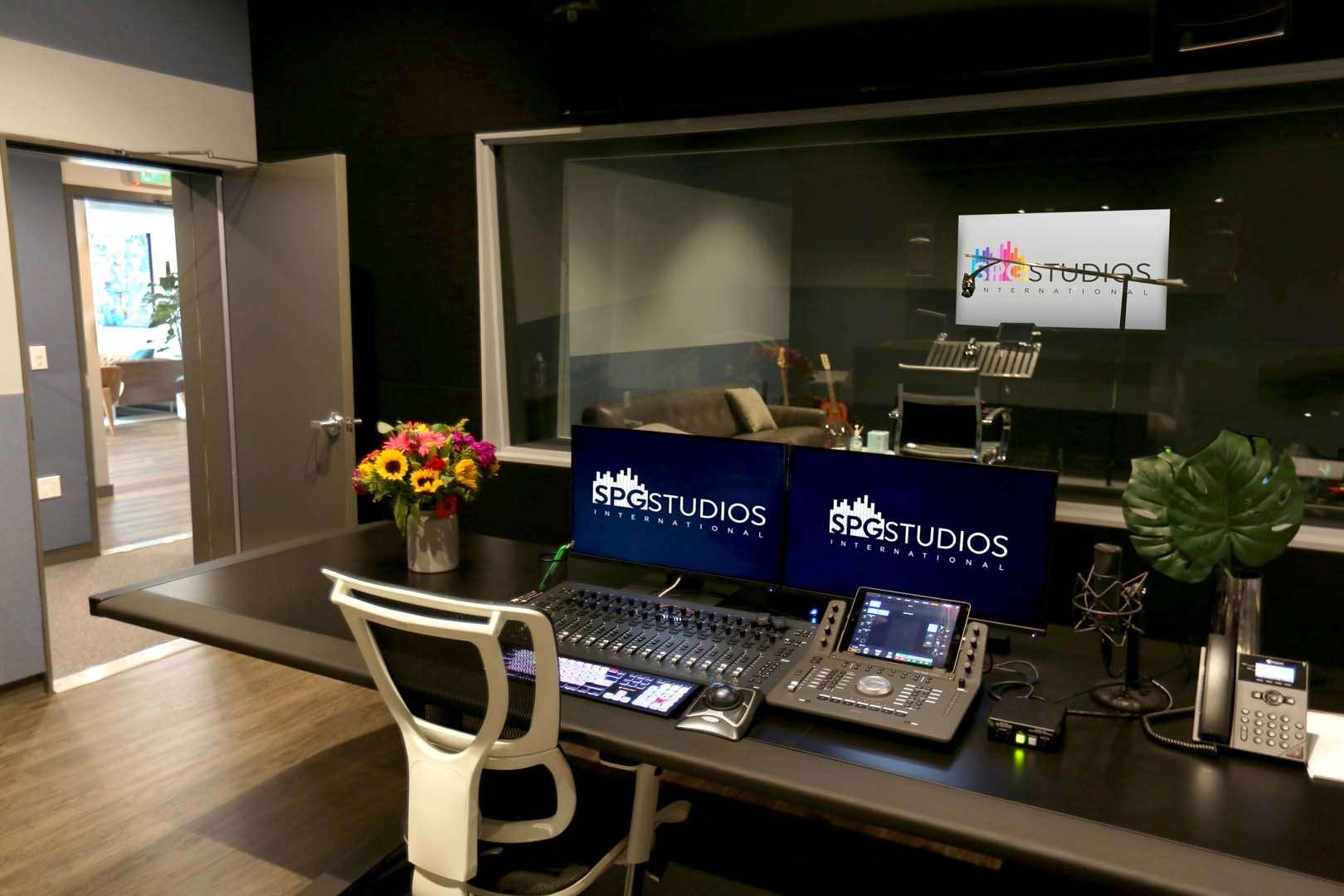 ADR Control SPG Studios