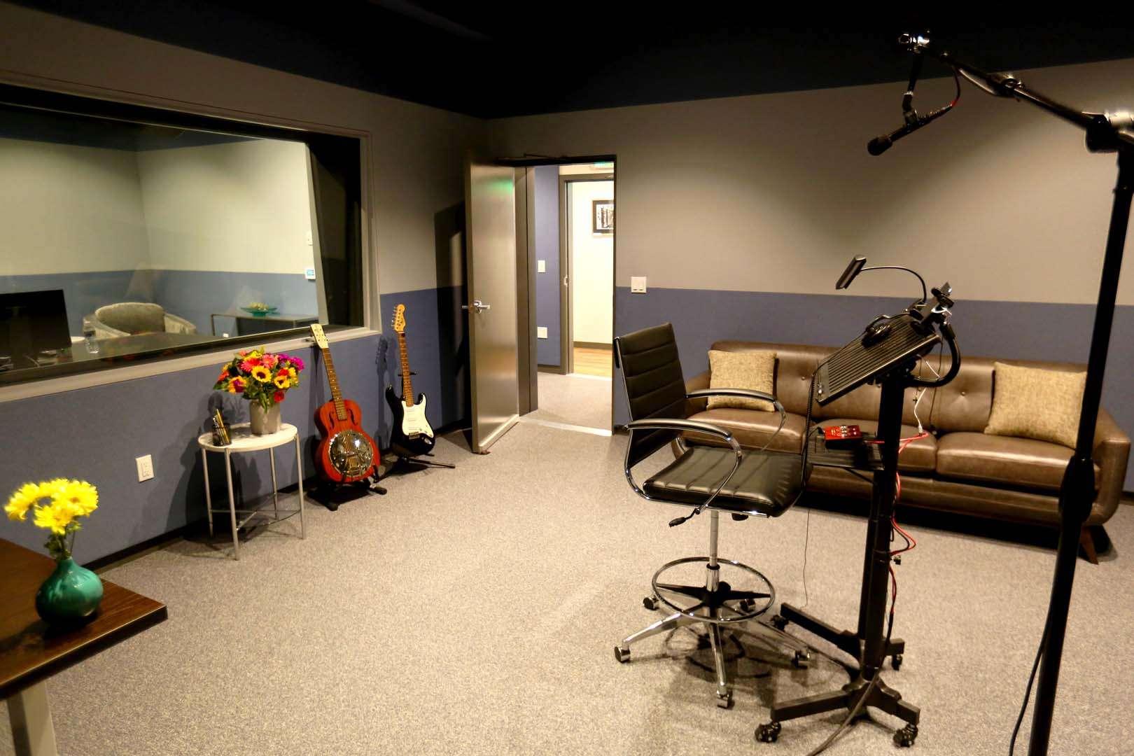 SPG Studios Main Entrance