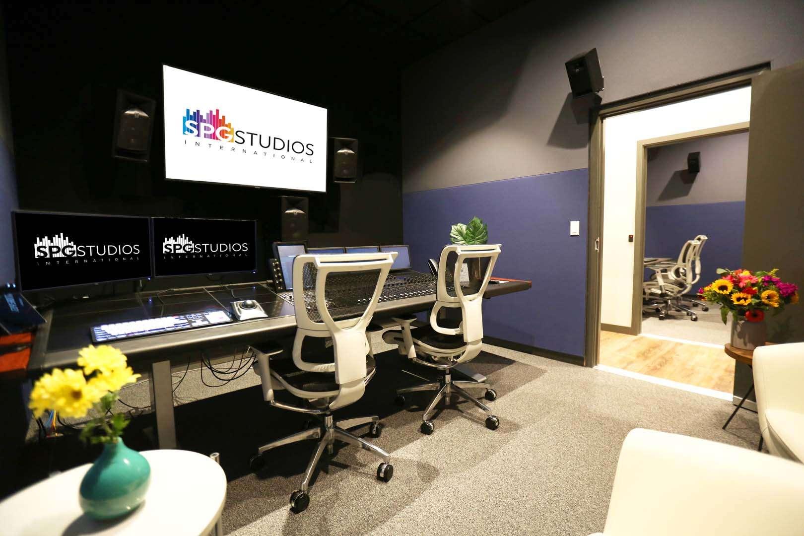 SPG Edit Room B